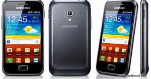 Manual de usuario e instrucciones del samsung galaxy ace plus gt s7500