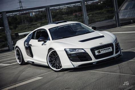 2014 DCC Audi R8 GT850 PD Prior Design Dark Cars Wallpapers