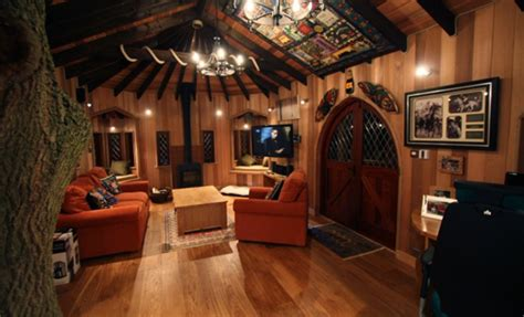 living room treehouse tree house pictures