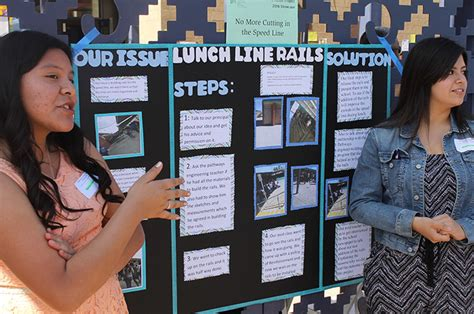 schurr high school news schurr students put civics lessons to use in school