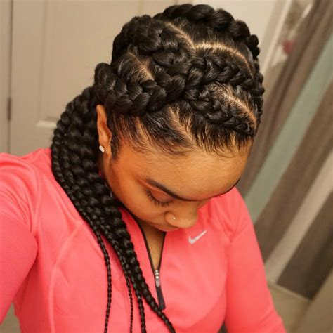 Braided Hairstyles Black by 31 Best Black Braided Hairstyles That Attract Admiring Glances