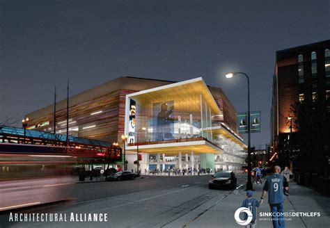 home design center minneapolis mpls hires design firms for target center re do stadium
