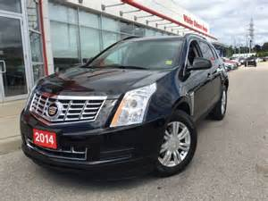 Cadillac Srx Gas Mileage 2014 2014 Cadillac Srx Whitby Ontario Used Car For Sale