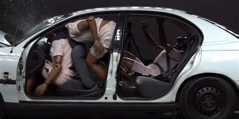 road seat belts shocking nsw road safety will make you want to wear