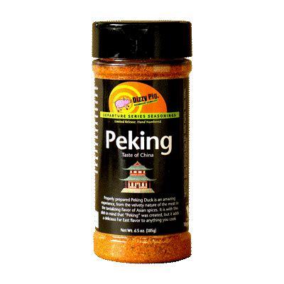 Seasoning Beef Bbq 1kg Limited Peking Style Seasoning Dizzy Pig Bbq Limited