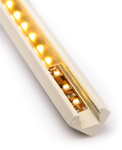 led strip light channel corner accent led channel profile for led strip lights