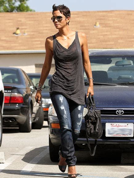 You Asked We Found And Michelles Fashion Faceoff Dress by You Asked We Found Looks Halle Berry S Tank