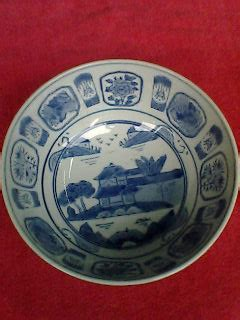 mangkok kramik berdengung murah antik