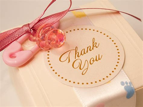 Baby Shower Thank You Wording In by Baby Shower Thank You Wording Guide With Exles