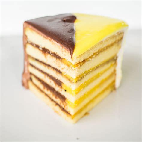 gambino s bakery king cakes half and half doberge cake doberge cakes