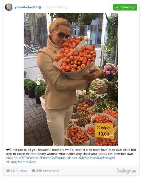 what is yolandas foster favate food yolanda hadid s miraculous post divorce lyme disease