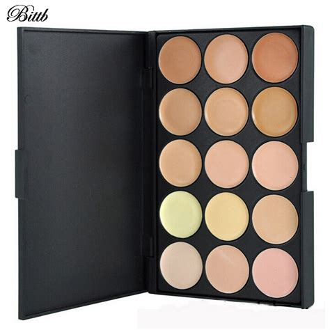 Concealer Contouring Corrector Pallete 18 Warna bittb 15colors contour palette foundation base makeup palettes cosmetics concealer palette