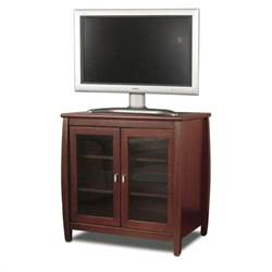 wood tv stands 30 quot walnut boy lcd plasma wood tv stand swd30