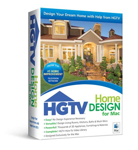 home design software for the mac hgtv home design for mac