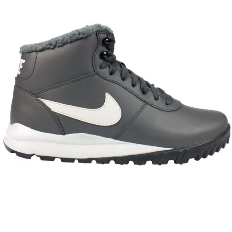 nike mens snow boots nike hoodland leather winter boots s shoes various