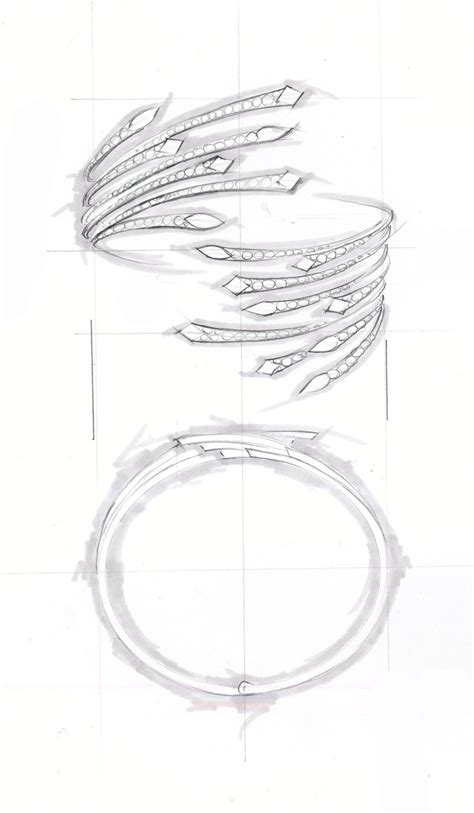 sketchbook ring 78 images about jewellery sketches on