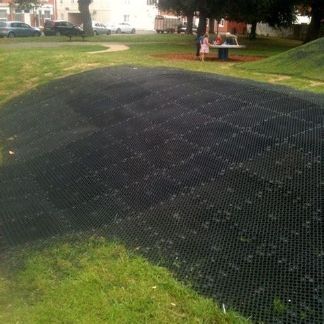 Parking Mats Grass Protection Hollow Mesh Outdoor Flooring