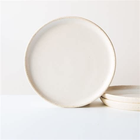 100 Ceramic Dinner Plates - large ceramic dinner plate handmade pottery dinnerware