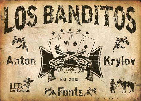 ifc los banditos font dafont com