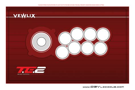 mad catz te2 template the fight stick thread page 18 free step dodge