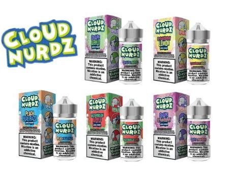 cloud nurdz ml  liquid vaporider