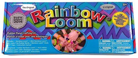 Ori Rainbow Loom Starter Kit With Metal Hook rainbow loom hook set