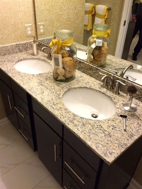 light colored granite for bathroom santa cecilia light granite bathroom inspiration