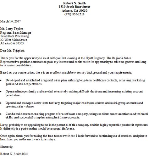 Closing Follow Up Letter follow up letters biosource staffing