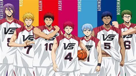 Baju Basket Kuroko kuroko no basket last ending song granrodeo