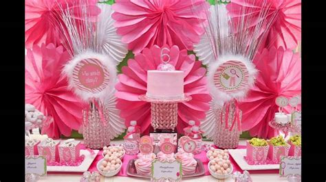 theme decoration princess themed birthday decorating ideas