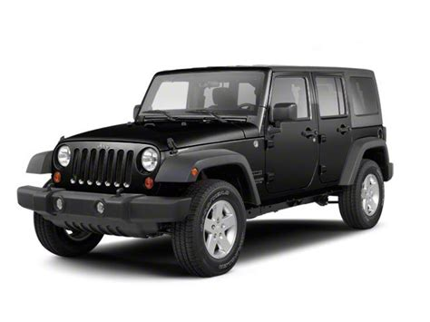 Walker Chrysler Jeep Dodge by 2012 Jeep Wrangler Unlimited In Hurricane Wv
