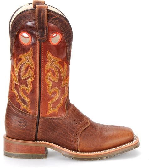 h and h boots steel toe cowboy boots h ropers dh5400