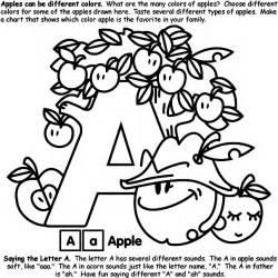 Alphabet A Coloring Page  Crayolacom sketch template