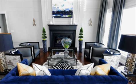 blue home decor when is it right to use colors in home decor