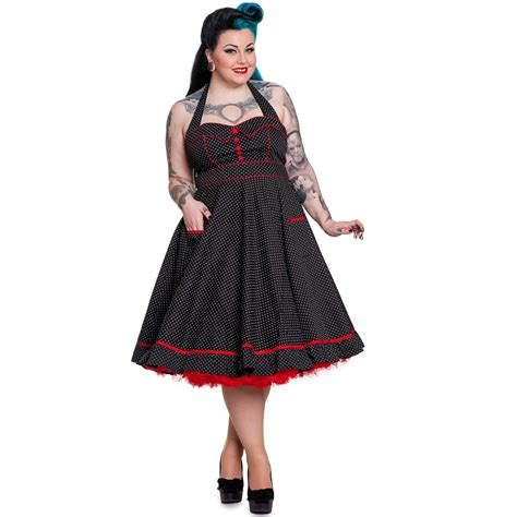hell bunny vanity dress canuck plus size