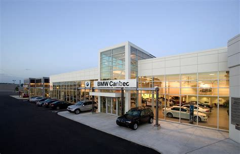 bmw canbec groupe constructions reliance projets bmw canbec