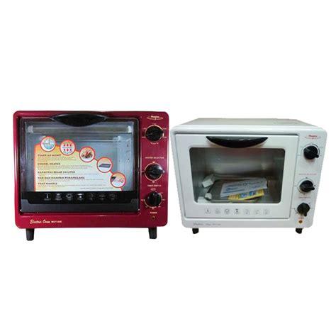 Oven Listrik Maspion Mot 500 oven toaster maspion mot 500 tidak bisa menilkan detail