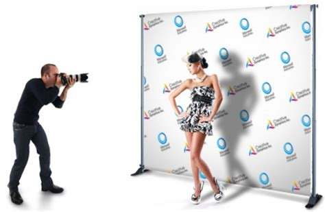 backdrop design size step and repeats logo recognition at your next big event