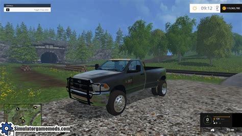 2015 dodge ram up fs 2015 dodge ram 3500 up simulator mods