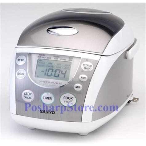 Rice Cooker Sanyo sanyo ecj px50s 5 cup pressure rice cooker steamer