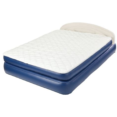 aero air bed aerobed 2000009830 elevated queen air bed mattress premier