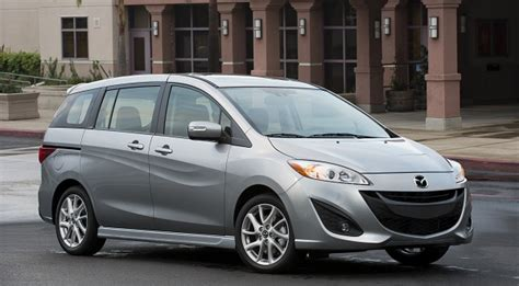 cheapest mazda model 2014 mazda5 named the most affordable 3 row vehicle by kbb
