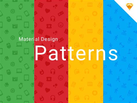 android pattern help material design icons patterns by rohan bhangui dribbble