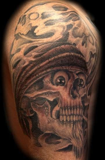 mexican gangster tattoo designs 43 mexican gangster skull tattoos