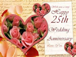 happy 25th wedding anniversary pictures photos and images for and