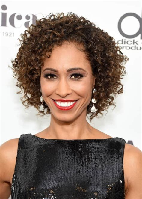 sage steele hair sage steele whines about airport protestors gets roasted
