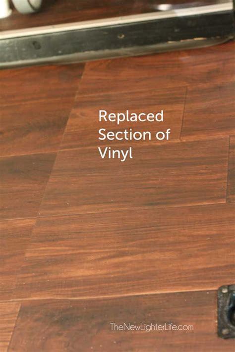 replacing a section of hardwood floor how to replace rv flooring on a raised slide