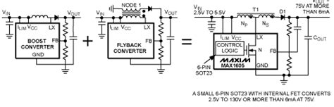 high voltage high power density dc dc converter for capacitor charging applications high voltage boost converters eeweb community