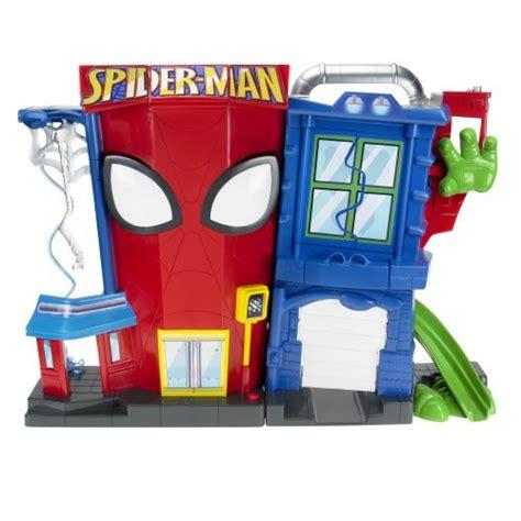 playskool swing set playskool heroes marvel spider man adventures electronic