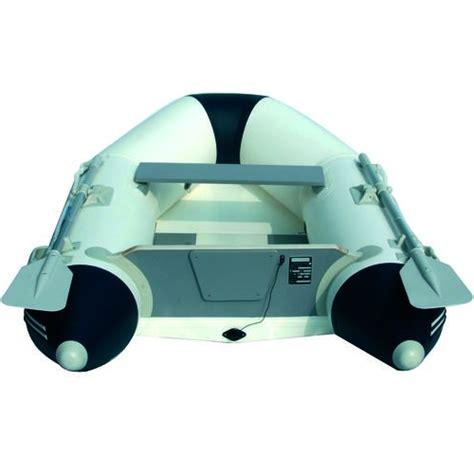 opblaasboot met aluminium bodem opblaasboot 290 sense alu bodem watersportartikelen
